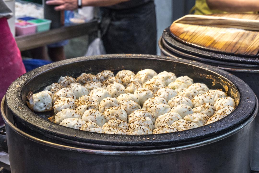 Tajwan co zobaczyć? Nocny market Keelung