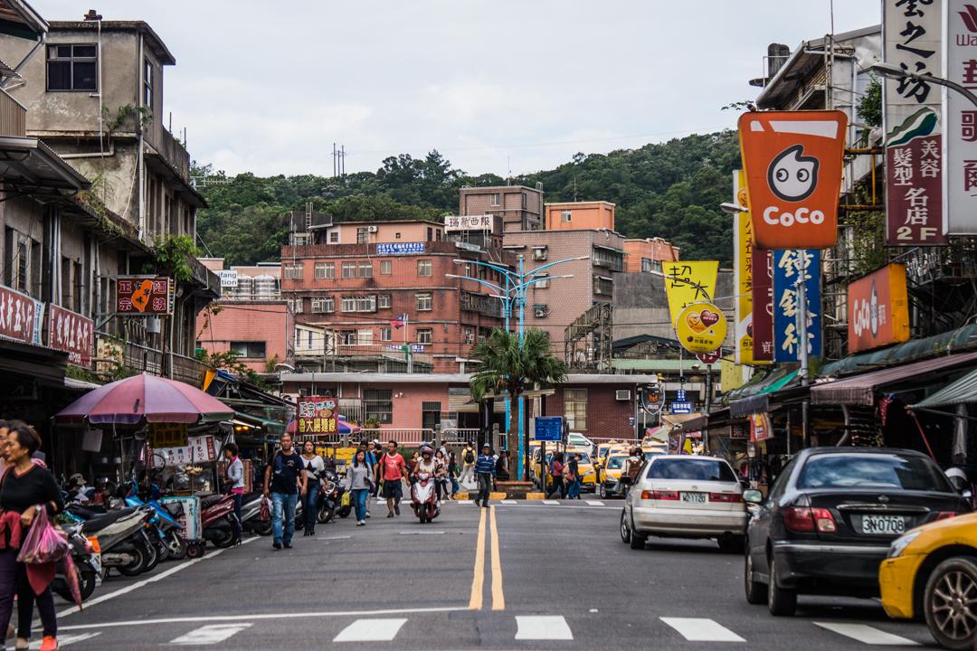 Tajwan co zobaczyć? Miasto Jiufen