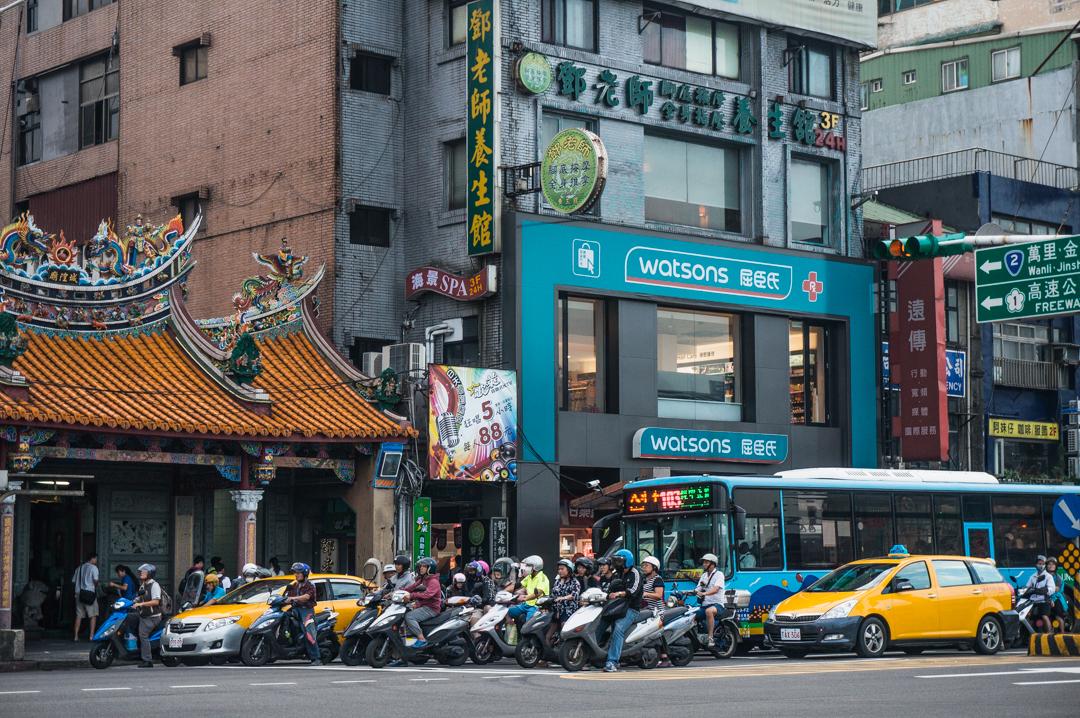 Transport na Tajwanie