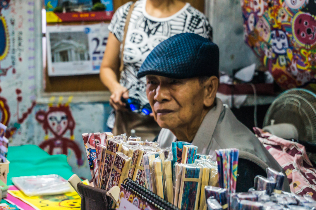 Tajwan - co warto zobaczyć? - Rainbow Village Taichung