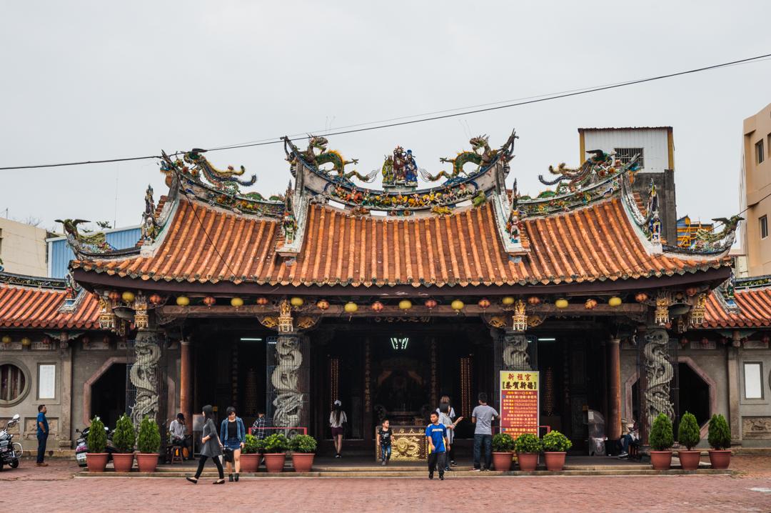 Tajwan - co zobaczyć? Miasto Lukang
