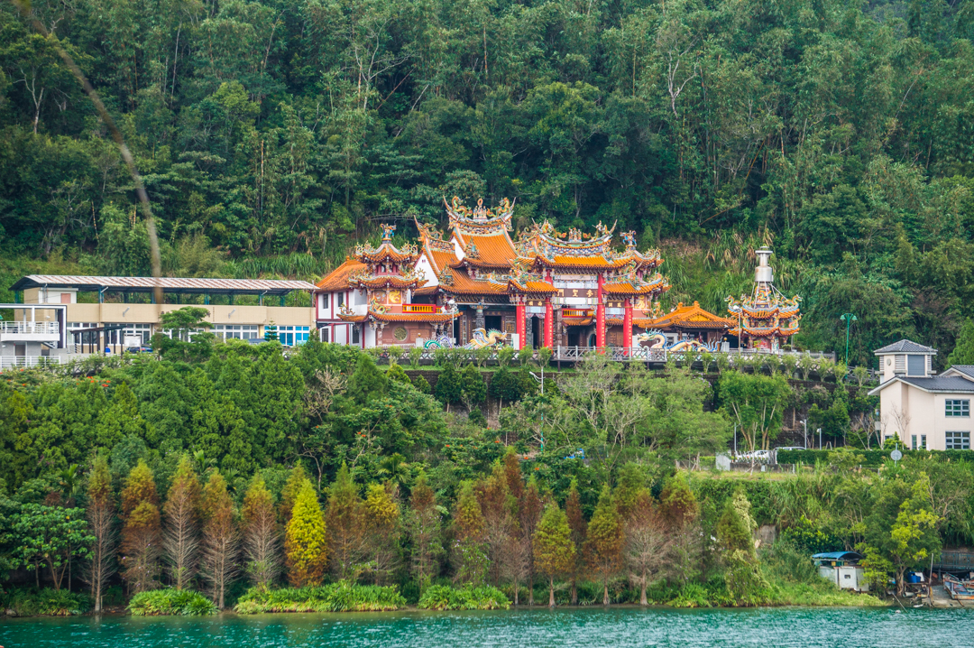 Tajwan - co zobaczyć? Puli i Sun Moon Lake