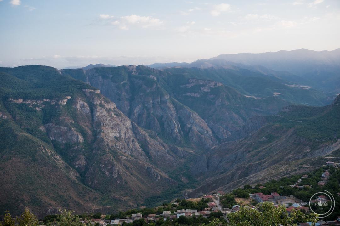 Armenia co zobaczyć - kolejka na Tatew