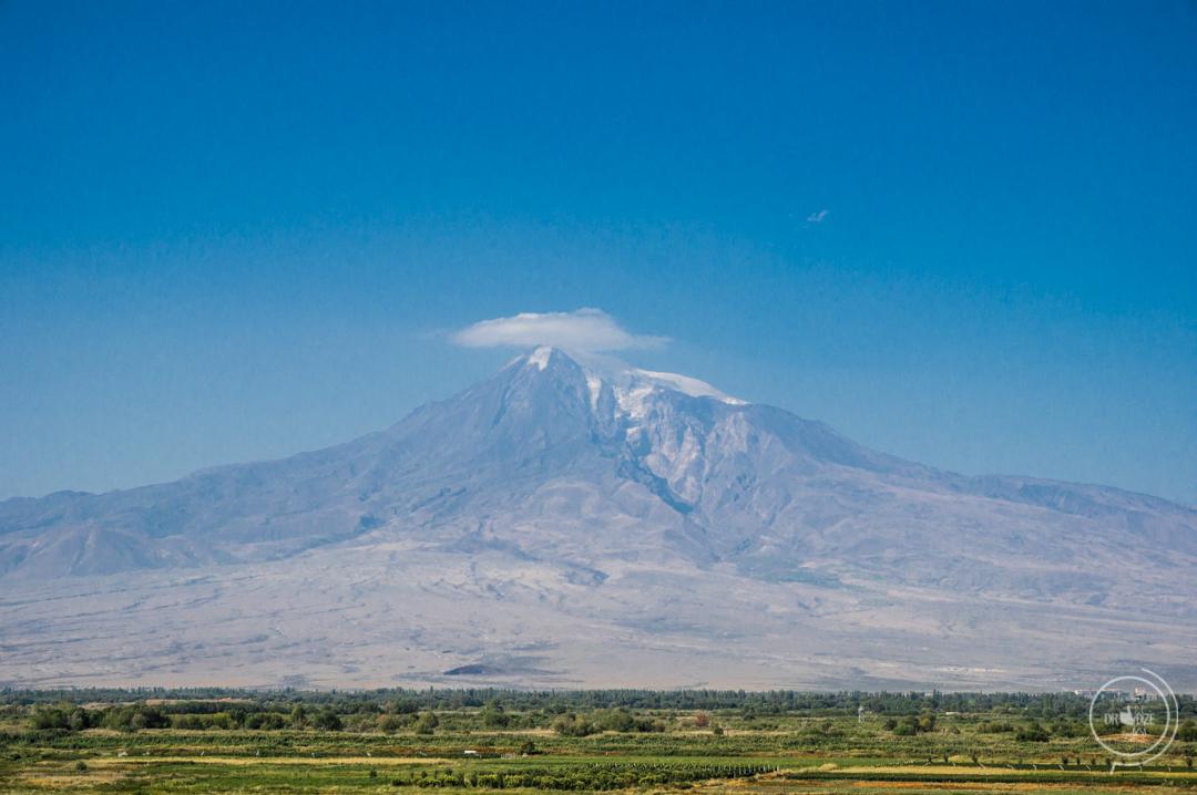 Armenia co zobaczyć - Chor Wirap (Khor Virap) i Ararat