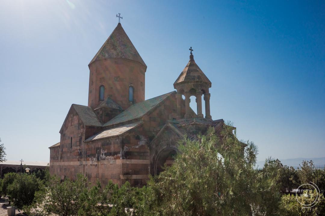 Klasztor Chor Wirap (Khor Virap) w Armenii