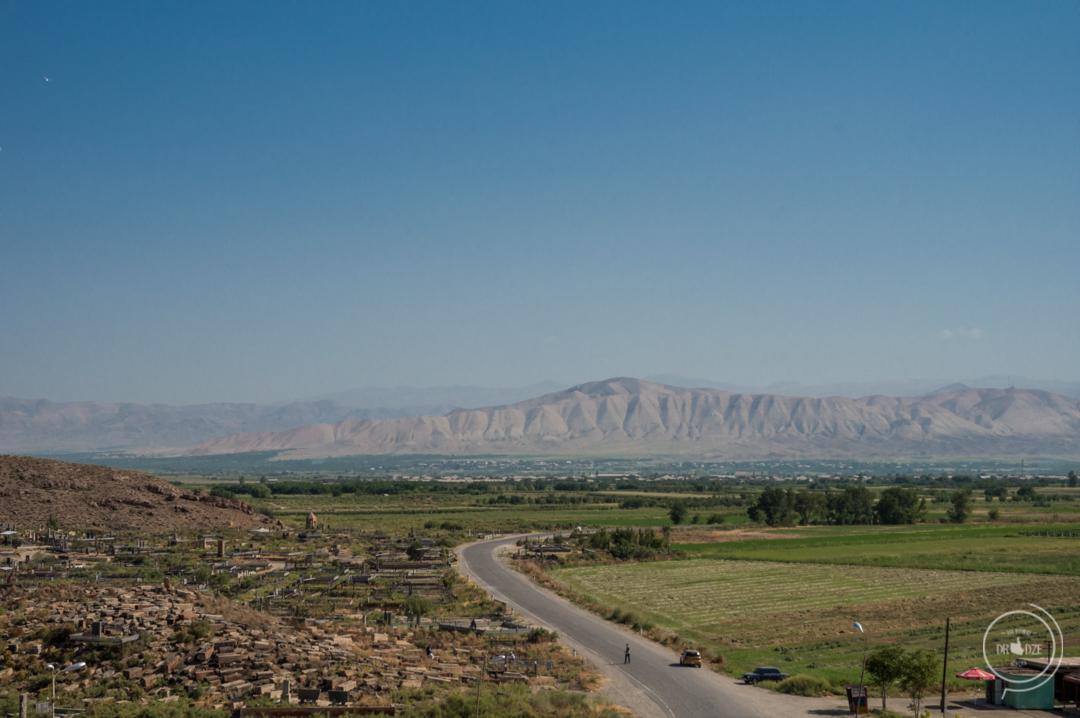 Armenia - droga do Khor Virap