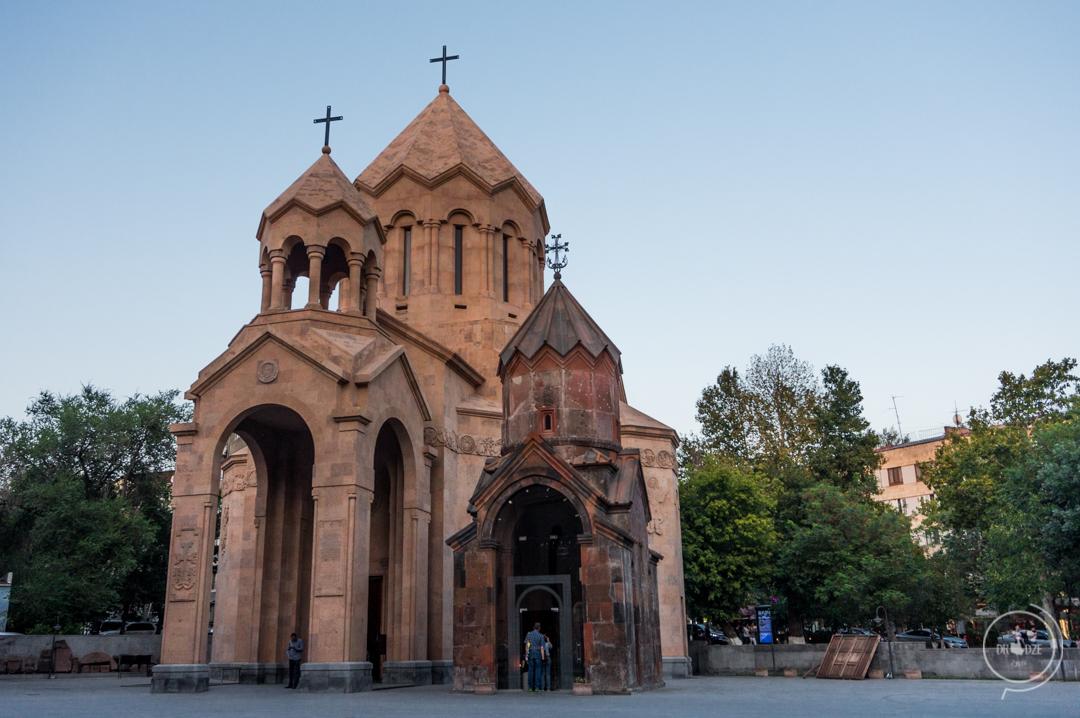 Armenia co zobaczyć w Erywaniu