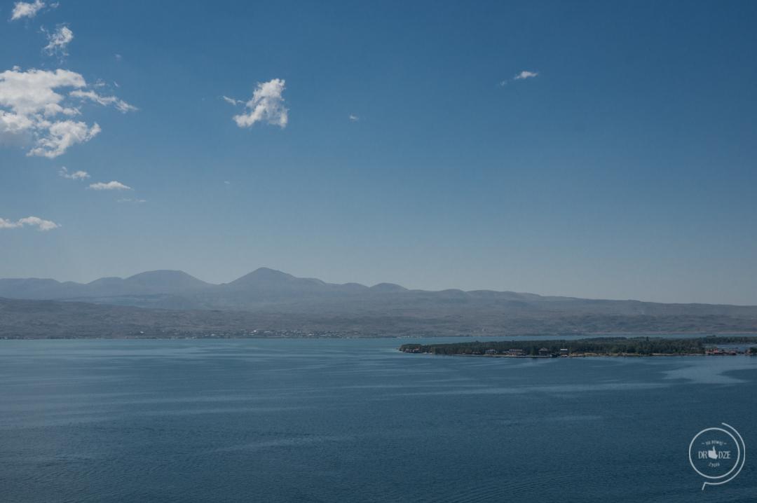 Armenia co zobaczyć - Jezioro Sewan