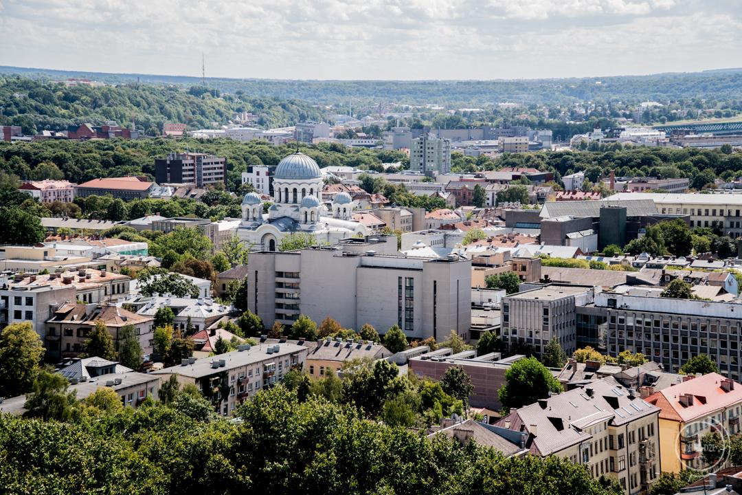 Najładniejsze punkty widokowe w Kownie