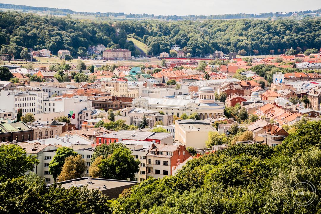 Punkty widokowe w Kownie