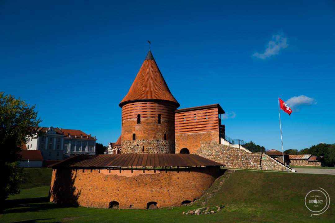 Kowno - co zobaczyć - Zamek w Kownie