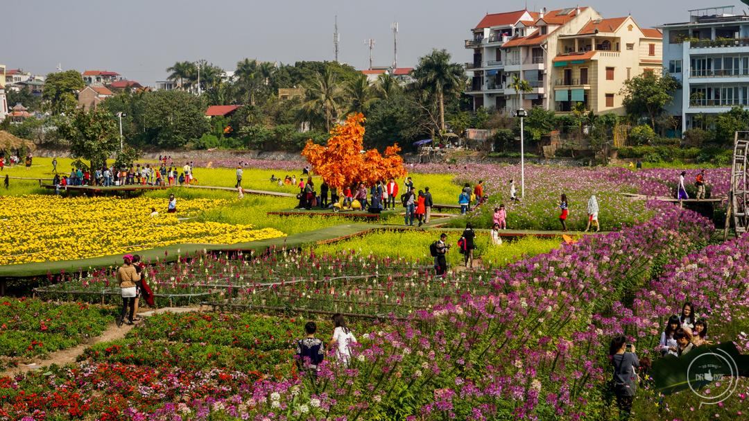 Ciekawe miejsca w Hanoi w Wietnamie
