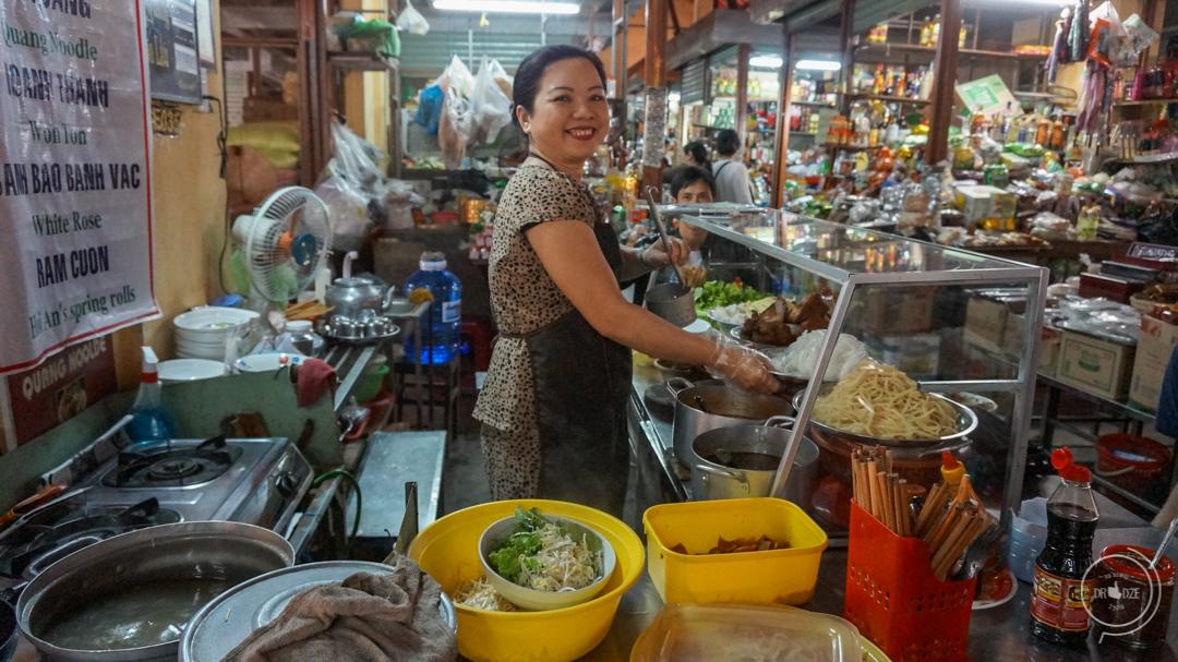 Ludzie w Wietnamie