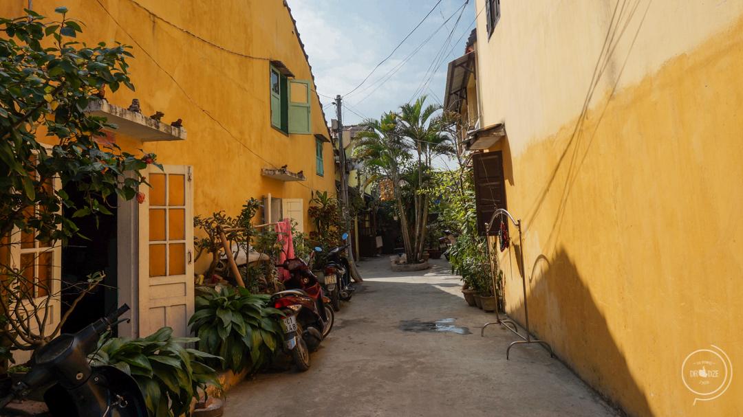Zwiedzanie Hoi An w Wietnamie