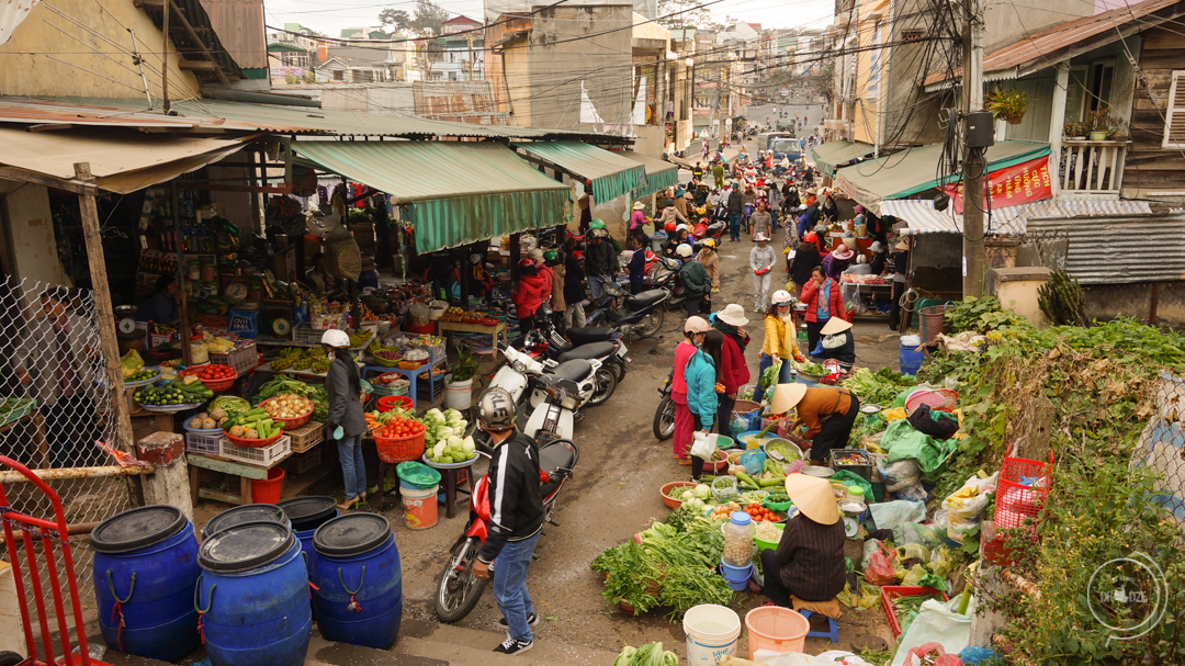 Da Lat w Wietnamie - zwiedzanie