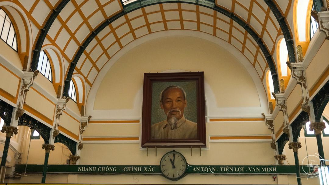 Poczta w Ho Chi Minh