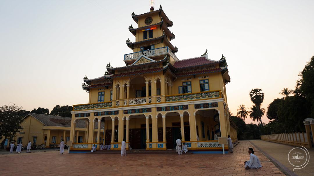 Co zobaczyć w Tay Ninh