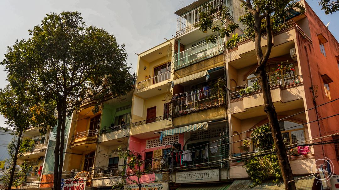 Architektura i zavytki w Wietnamie