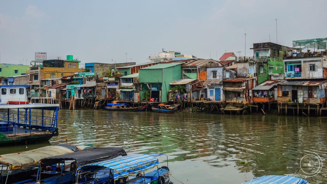 Delta Mekongu - co zobaczyć