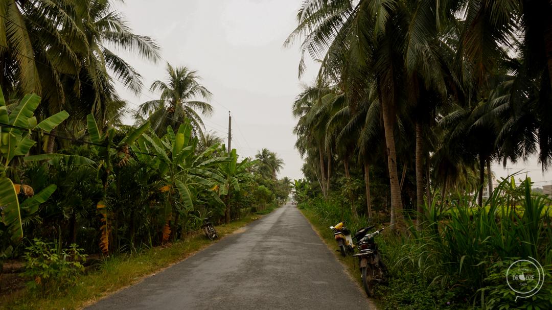 Piękne krajobrazy w Wietnamie