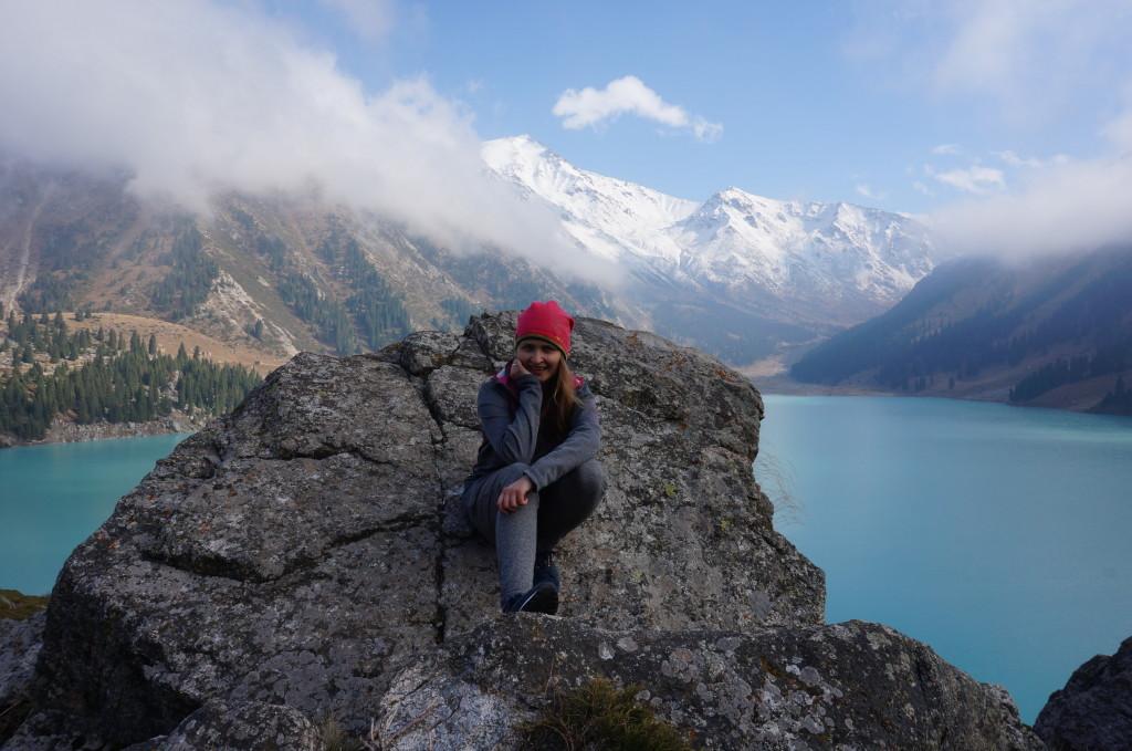 Asia, Big Almaty Lake