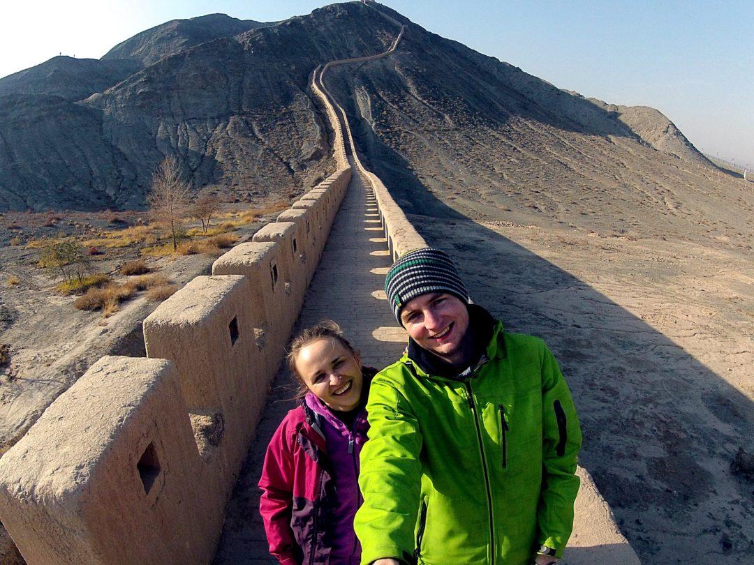 Mur Chiński - Na Nowej Drodze Życia