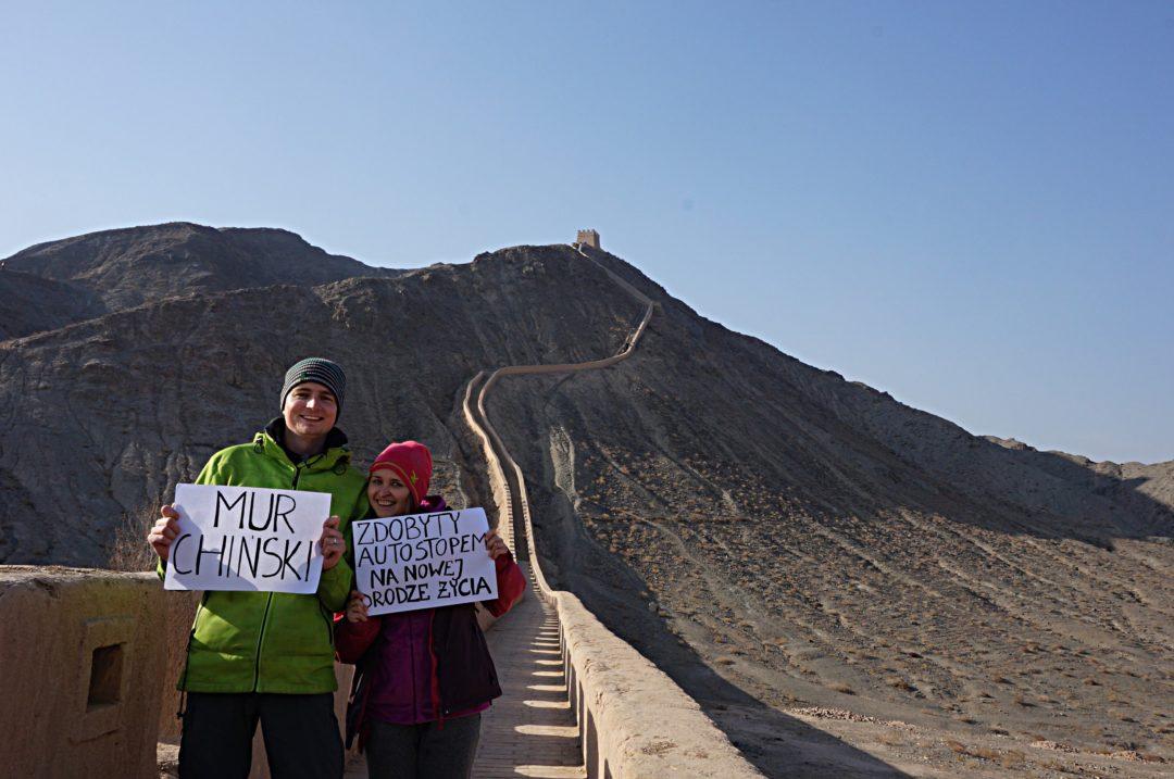 Udało się! Mur Chiński 2014- Na Nowej Drodze Życia
