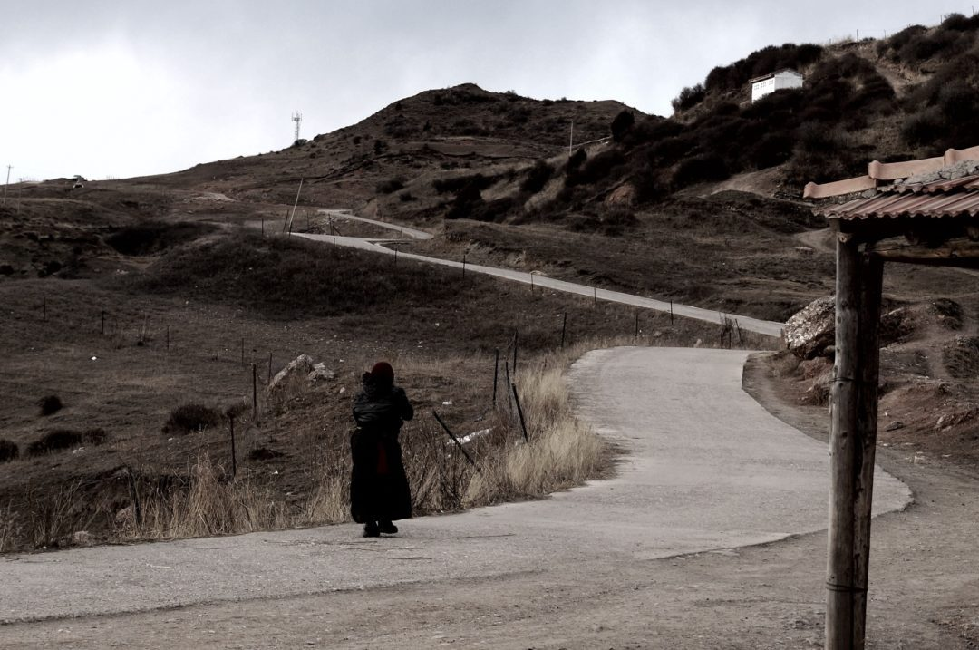 Kobieta w Langmusi- Na Nowej Drodze Życia