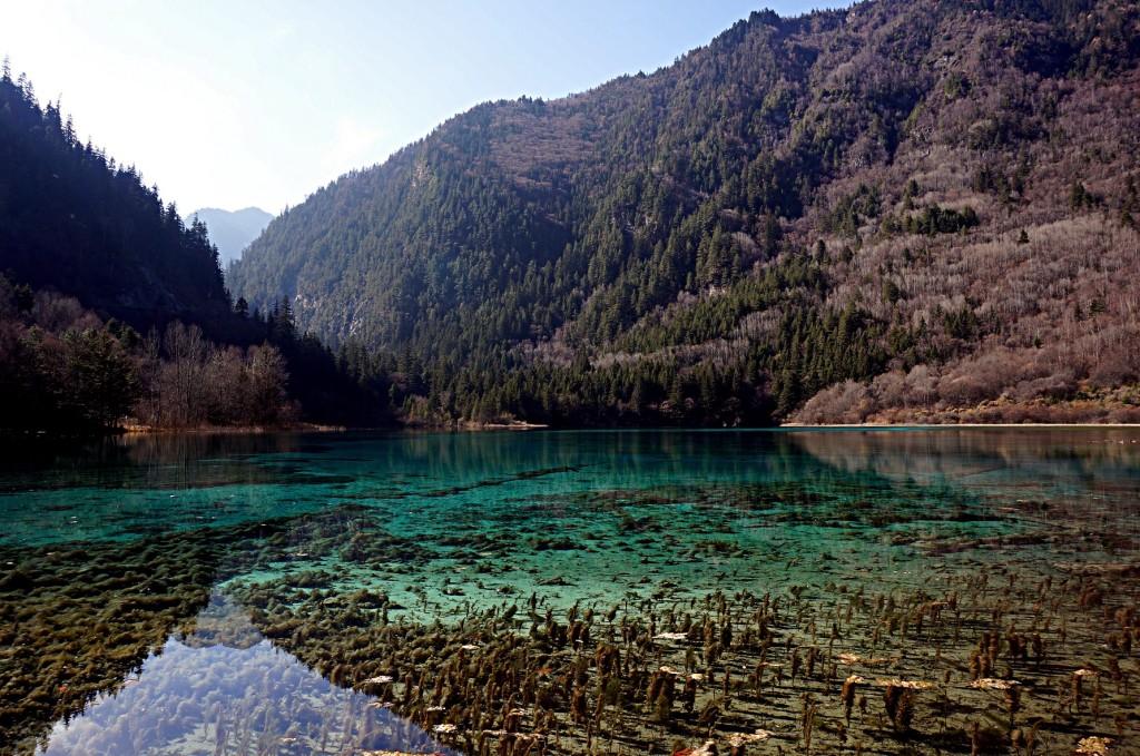 Park Jiuzhaigou- Na Nowej Drodze Życia