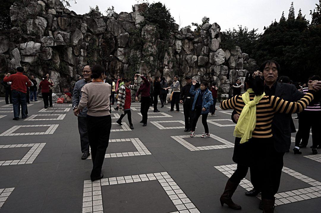 People's Park- Chengdu