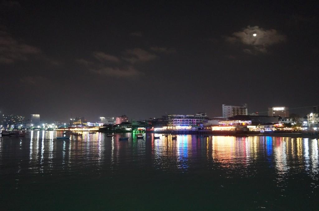 Pattaya nocą
