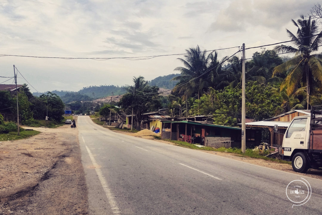 Autostop w Malezji - Na Nowej Drodze Życia