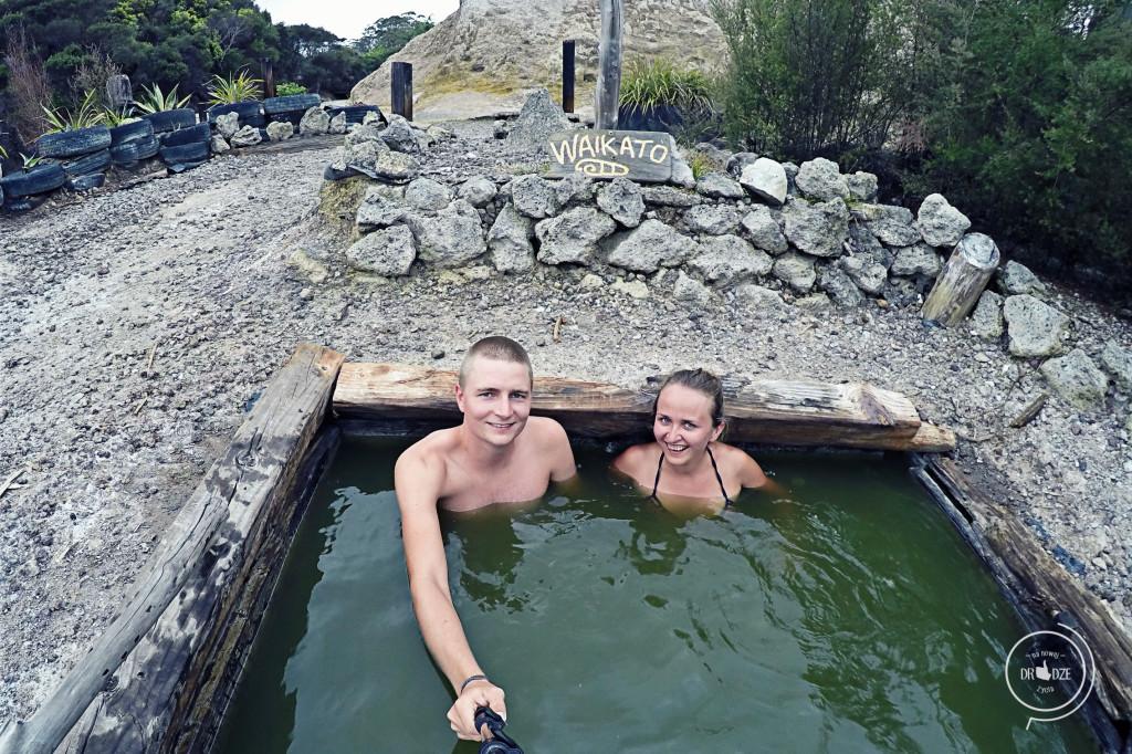 Gorące źródła Ngawha Springs - Na Nowej Drodze Życia
