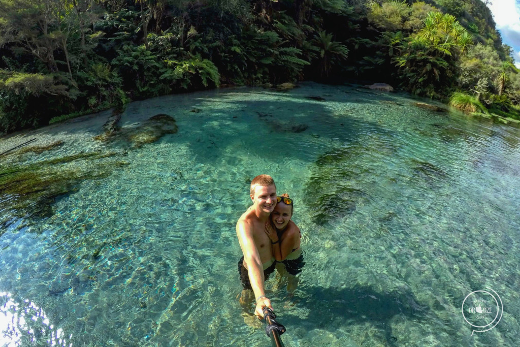 Blue Spring – Nowa Zelandia
