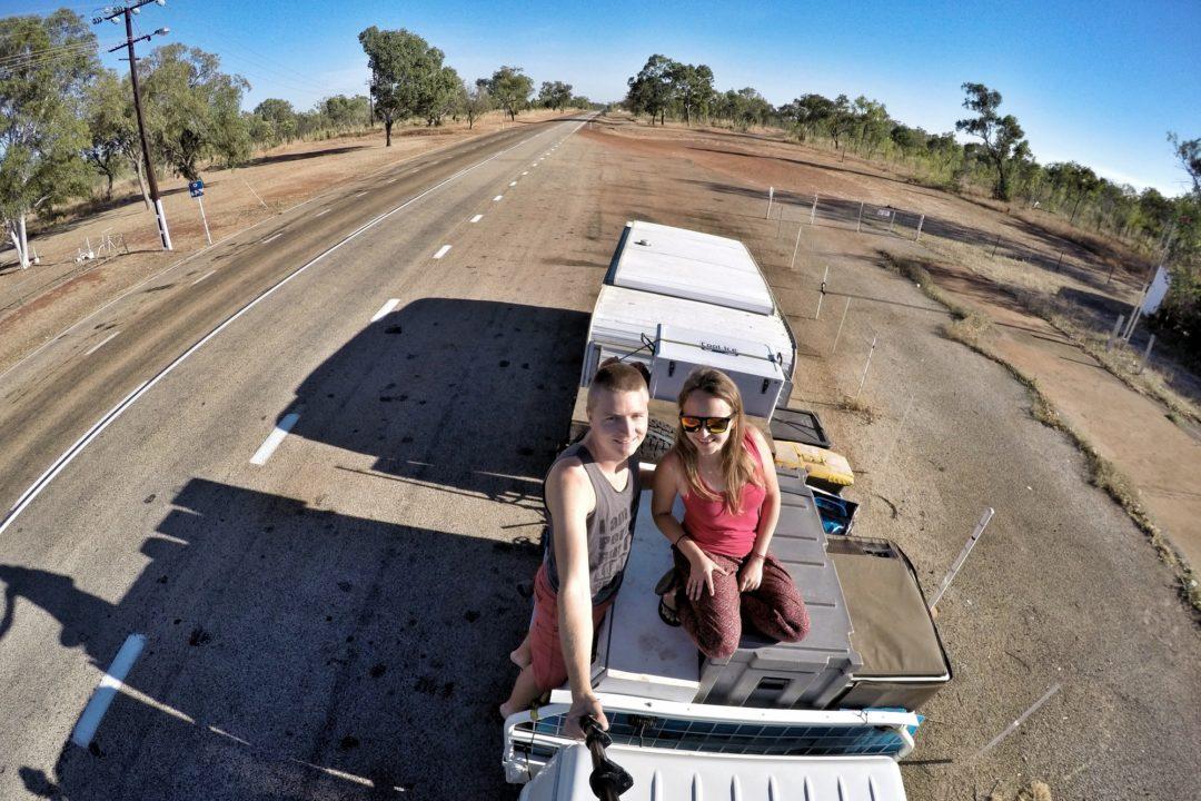 Autostopem prze Australię- Na Nowej Drodze Życia