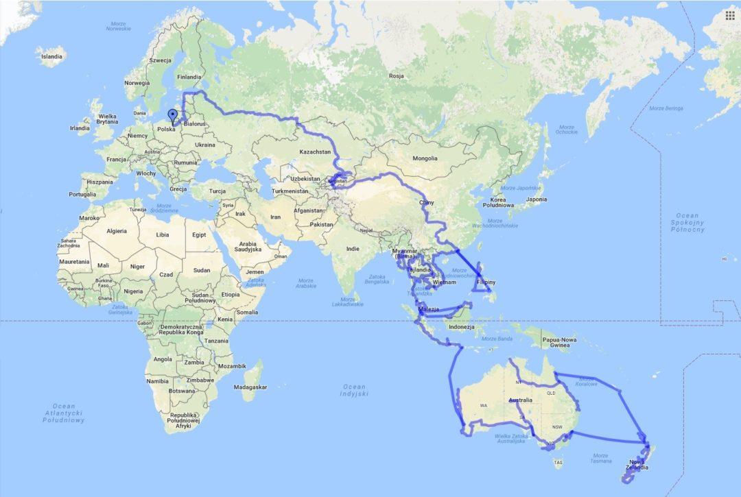 Trasa - Na Nowej Drodze Zycia