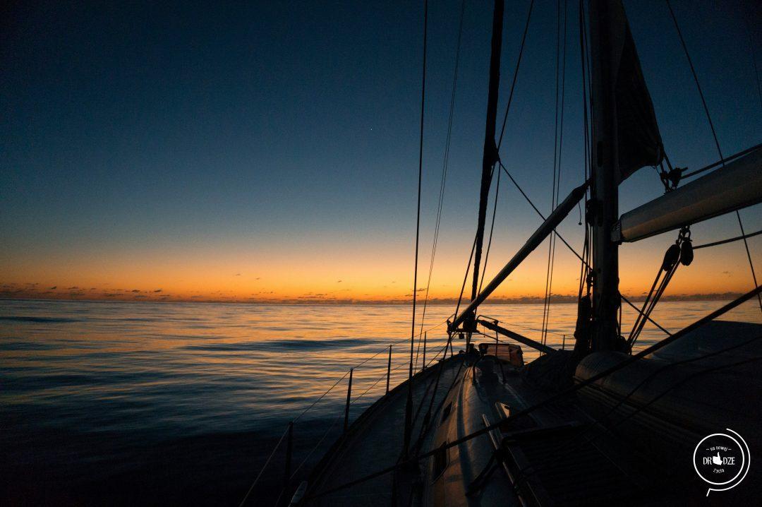 Jachtostop Australia - Indonezja