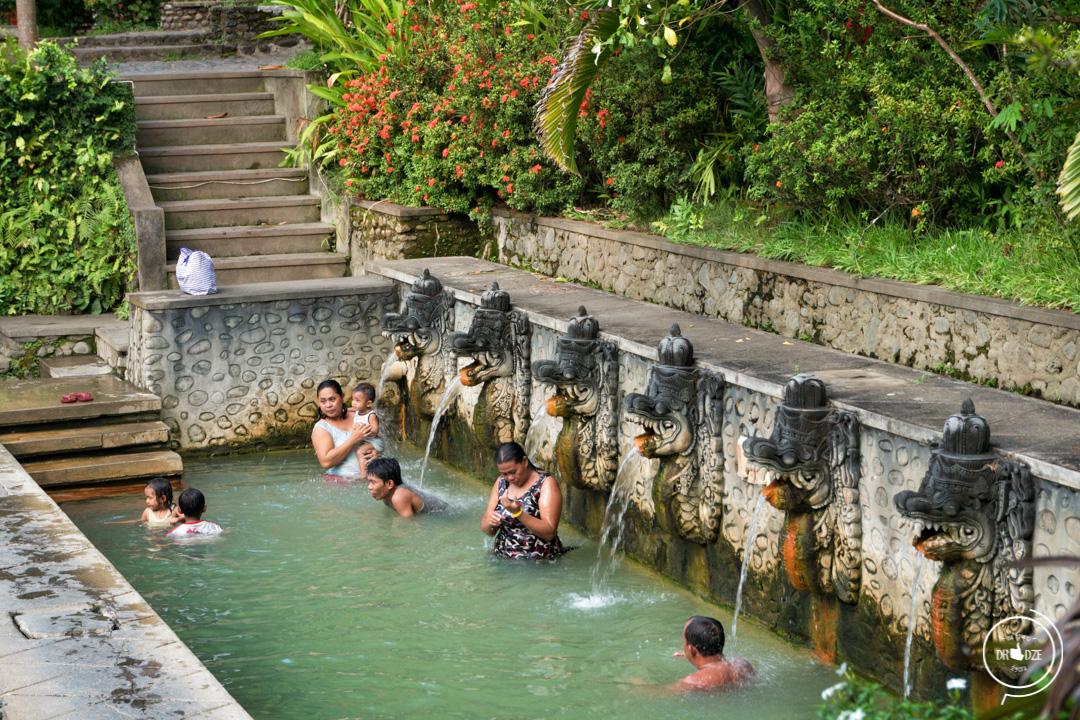 Bali – co warto zobaczyć. Air Panas Banjar