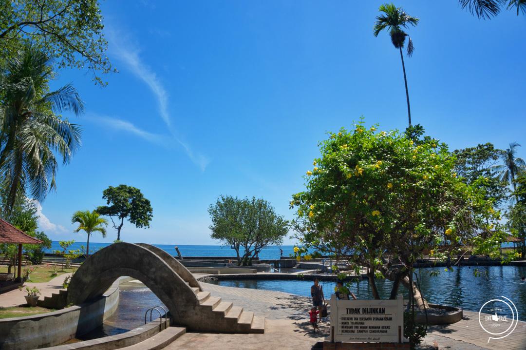 Bali – co warto zobaczyć. Air Sanih