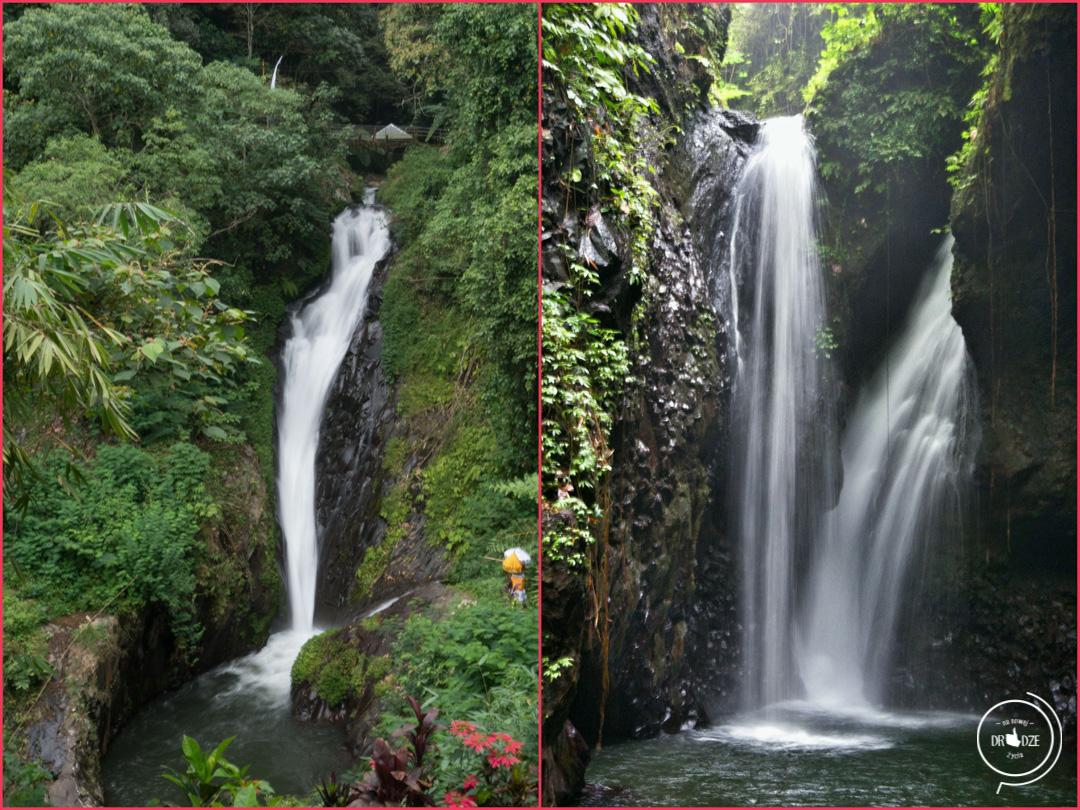 Bali – co warto zobaczyć. Wodospad Git Git