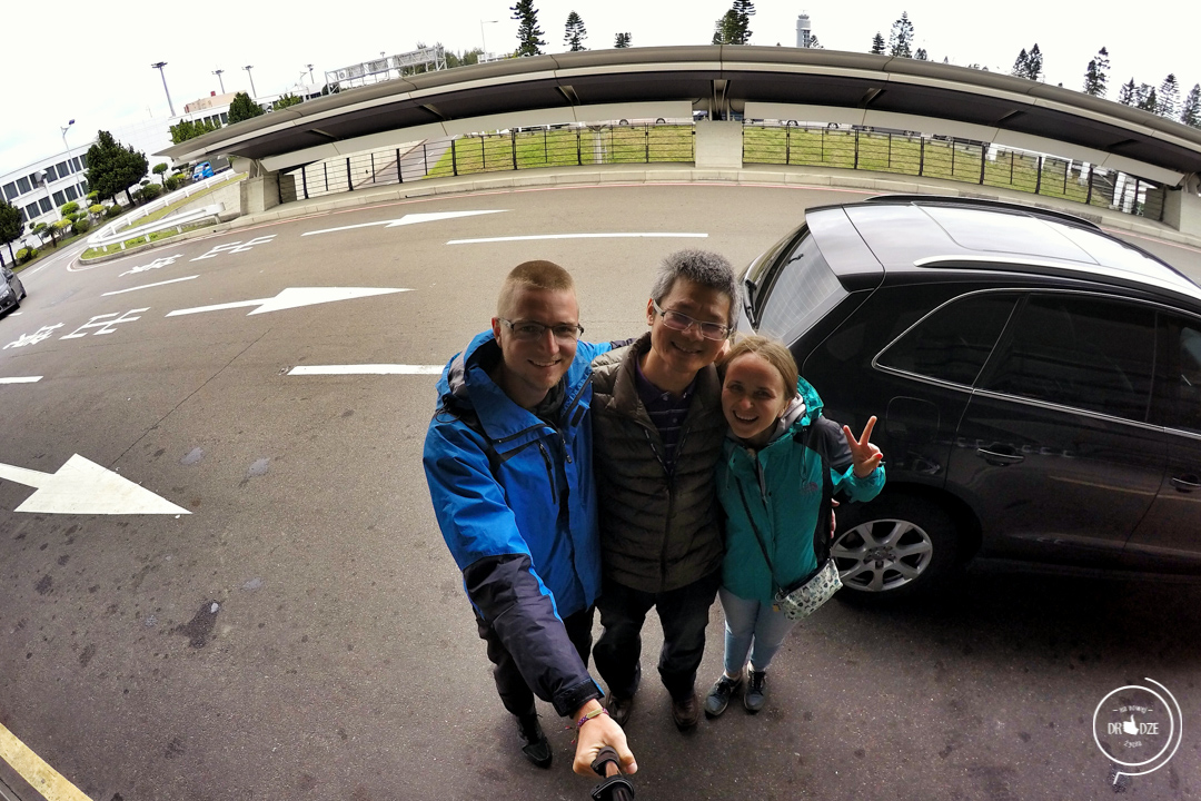 Autostop na Tajwanie - Na Nowej Drodze Życia
