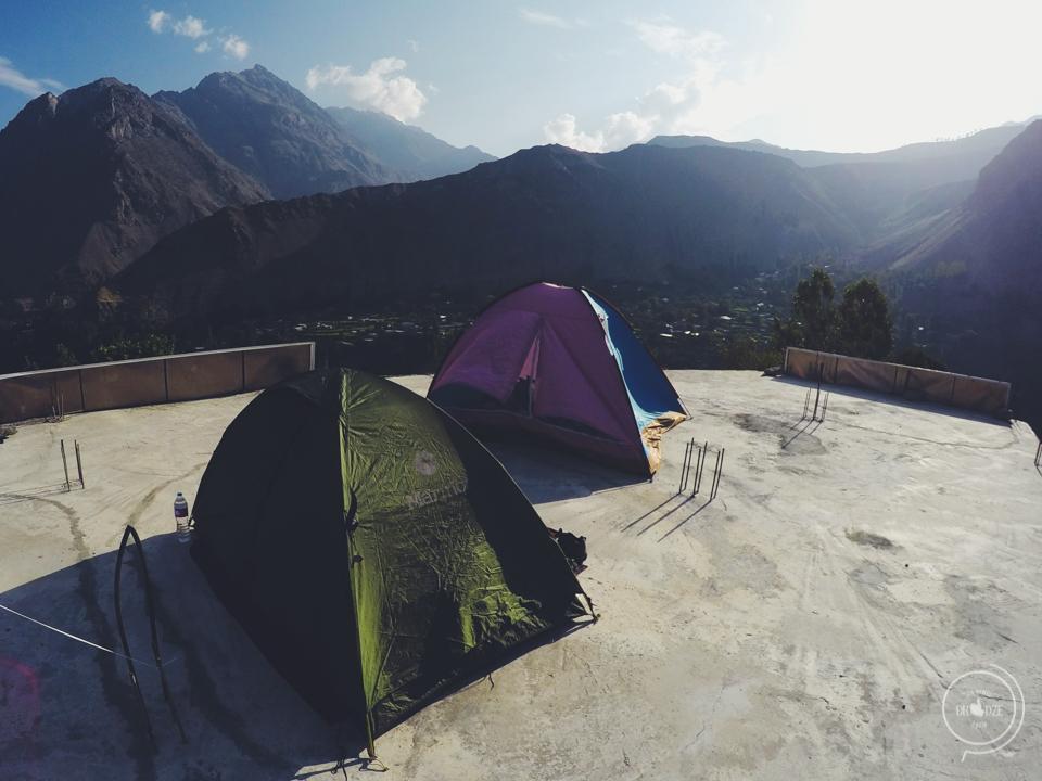 Gdzie spać w Pakistanie?