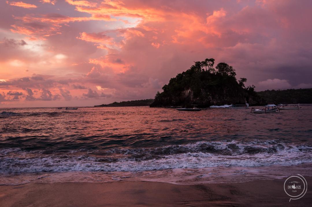 Crystal Bay - Nusa Penida. Na Nowej Drodze Życia