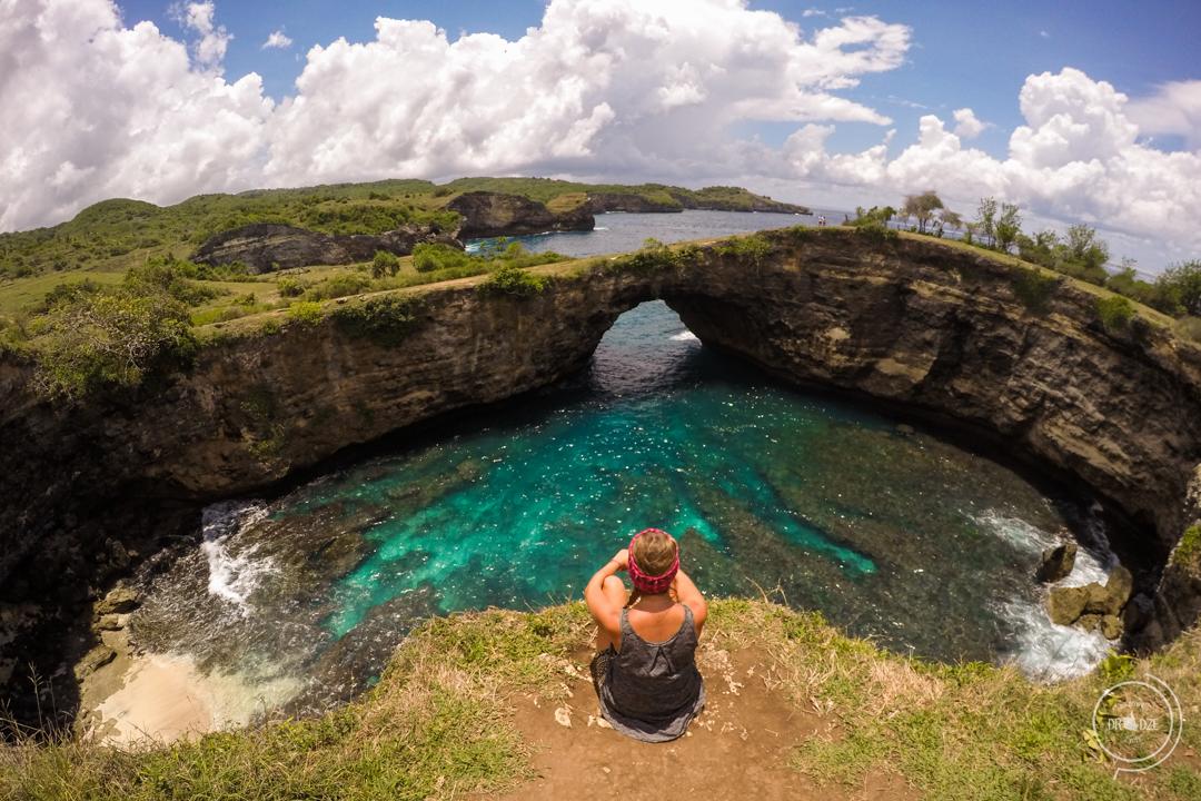 Nusa Penida - co zobaczyć? Broken Beach