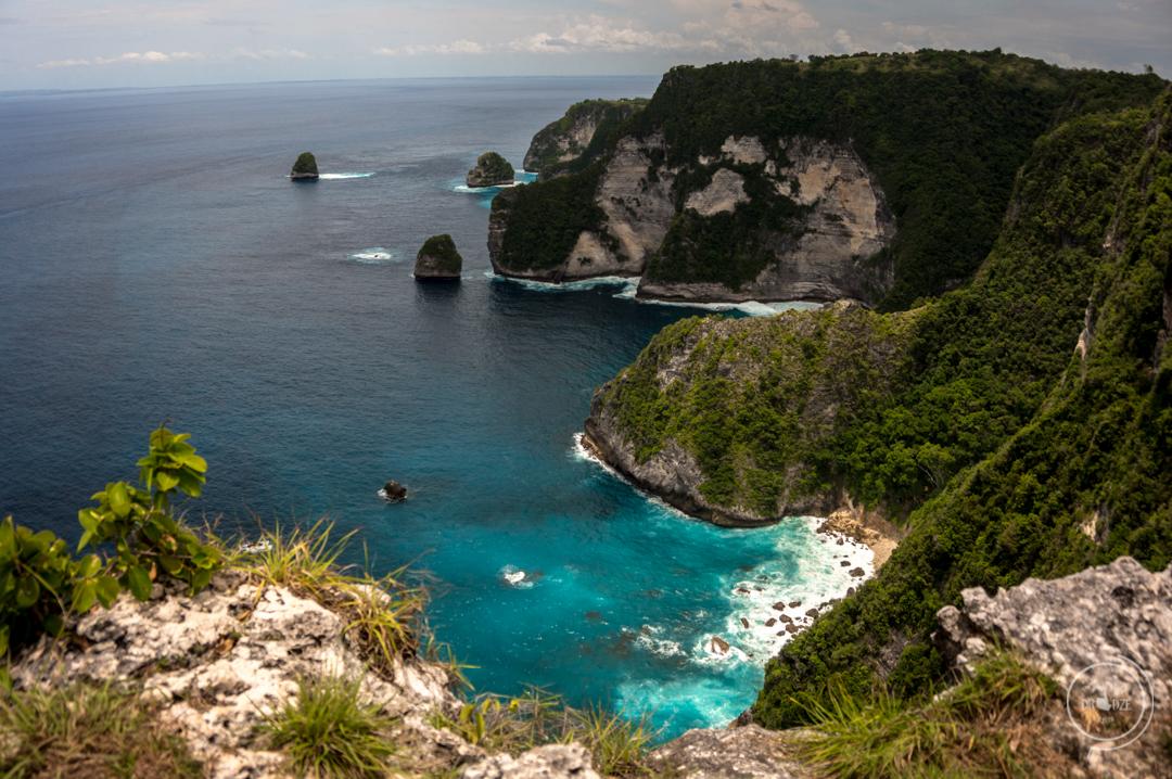 Saren Cliff - Nusa Penida - co zobaczyć?
