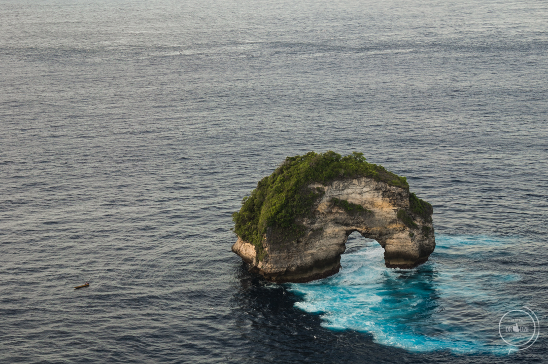 Banah Cliff - Nusa Penida