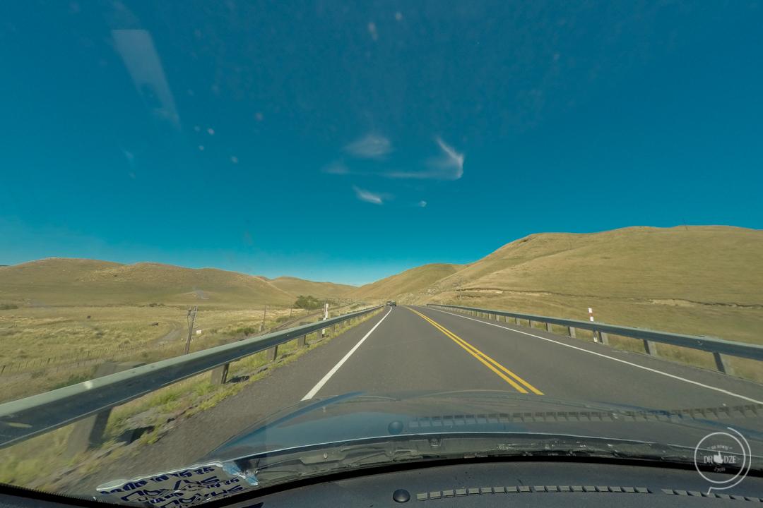 Autostop w Nowej Zelandii