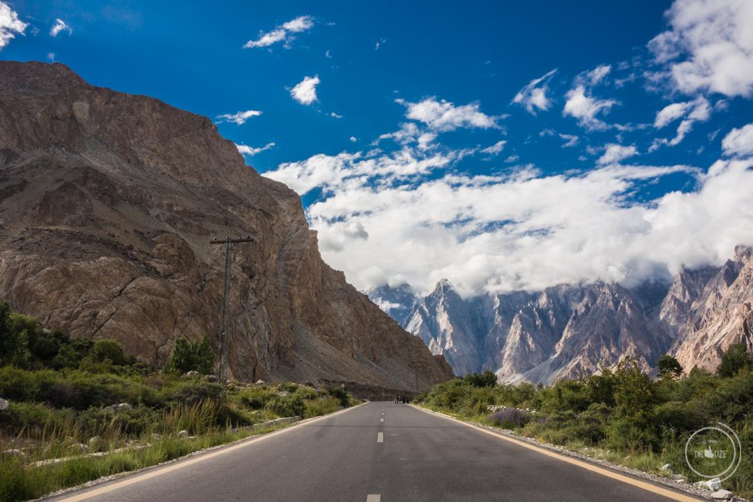 Pakistan co zobaczyć - Karakorum Highway