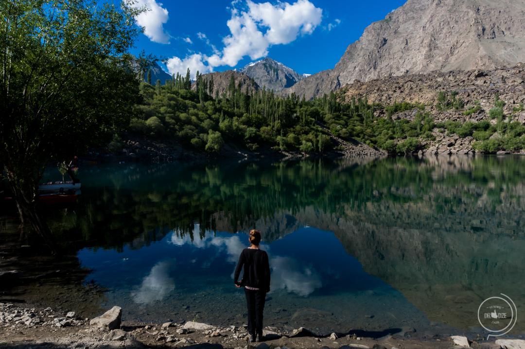 Pakistan co zobaczyć - Jezioro Upper Kachura