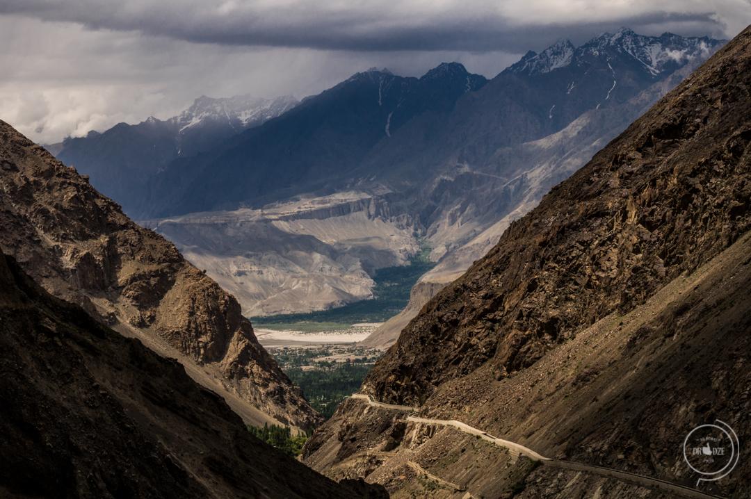 Pakistan co zobaczyć - Skardu i okolice